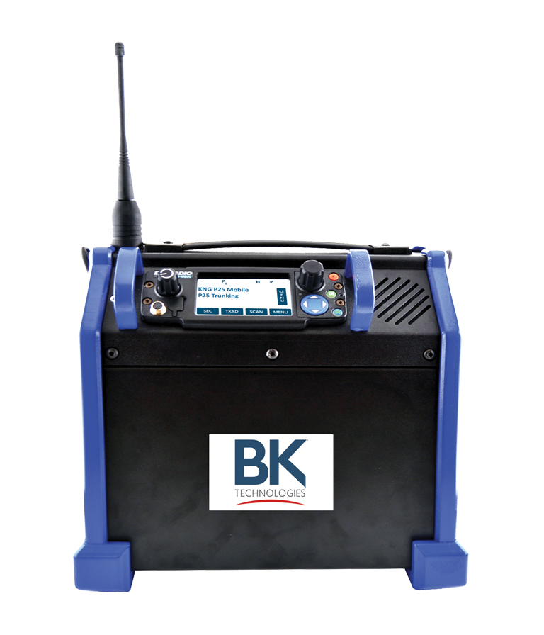 KNG Transportable Mobile Radio