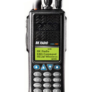 KNG Portable Command Radio