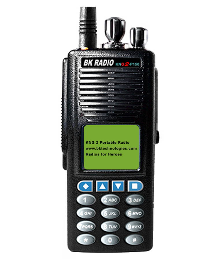 KNG2 Portable Two-Way Radios