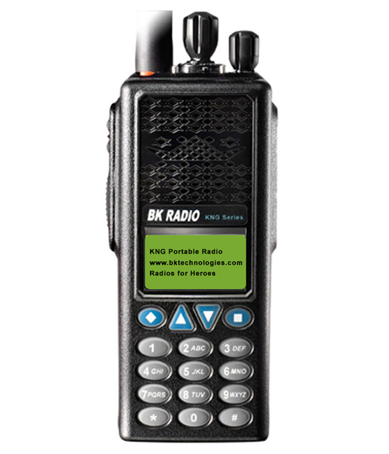 KNG Portable Two-Way Radios