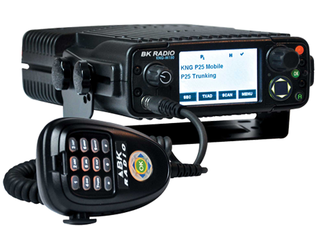 Emergency Two Way Radios For Fire And Rescue Departments